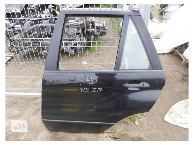 купить бу Б/у дверь задняя для легкового авто BMW X5 e53 в Ужгороде