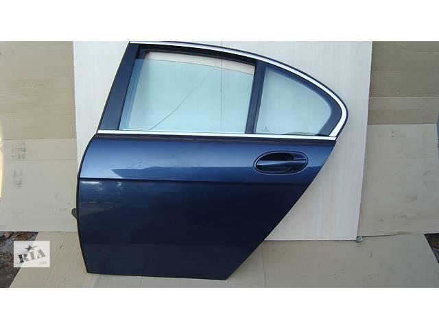 Б/у дверь задняя для легкового авто BMW- объявление о продаже  в Харькове