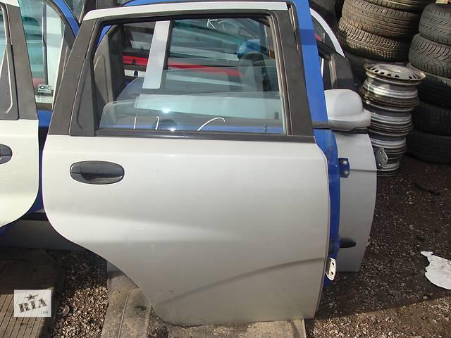 продам Б/у дверь задняя для легкового авто Chevrolet Aveo Hatchback (5d) бу в Черкассах