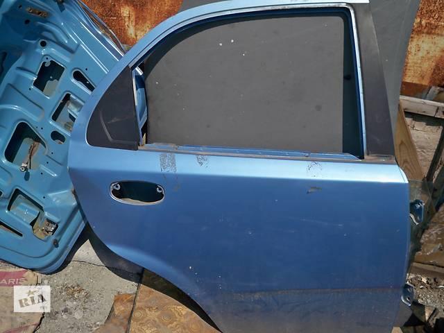 продам Б/у дверь задняя для легкового авто Chevrolet Aveo бу в Бердянске