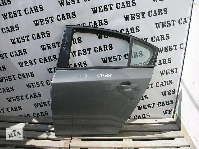 бу Б/у дверь задняя для легкового авто Chevrolet Cruze 2007 в Луцке