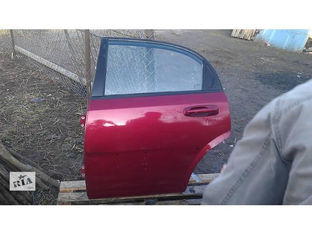 купить бу Б/у дверь задняя для легкового авто Chevrolet Lacetti Hatchback в Львове