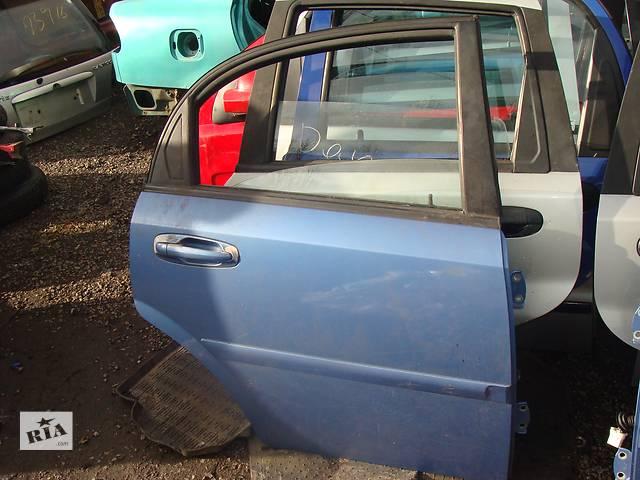бу Б/у дверь задняя для легкового авто Chevrolet Lacetti Hatchback в Черкассах
