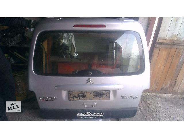 продам Б/у дверь задняя для легкового авто Citroen Berlingo 2005 бу в Луцке