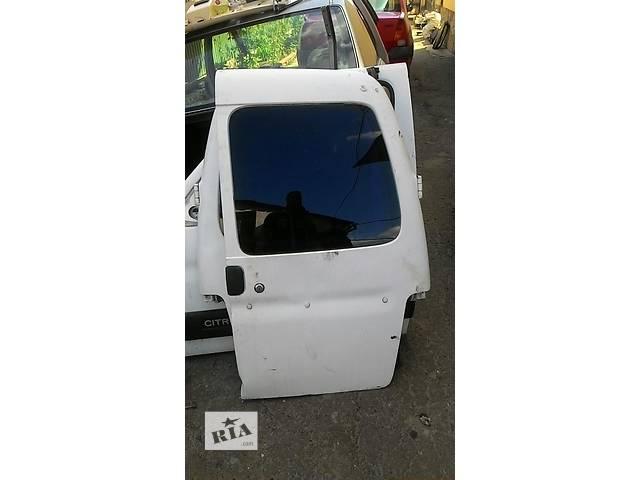 купить бу Б/у дверь задняя для легкового авто Citroen Berlingo в Львове