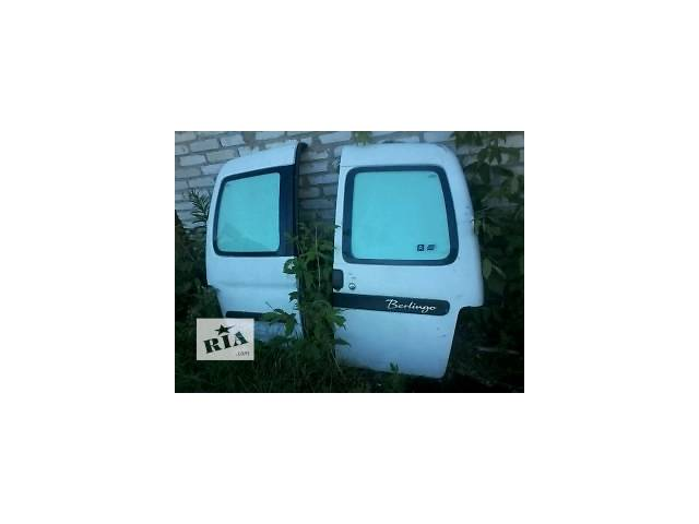 бу Б/у дверь задняя для легкового авто Citroen Berlingo в Луцке
