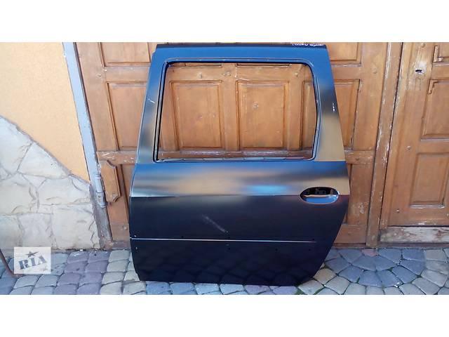 продам Б/у дверь задняя для легкового авто Renault Dacia Logan бу в Львове