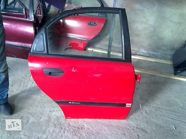купить бу Б/у дверь задняя для легкового авто Daewoo Lanos в Яворове