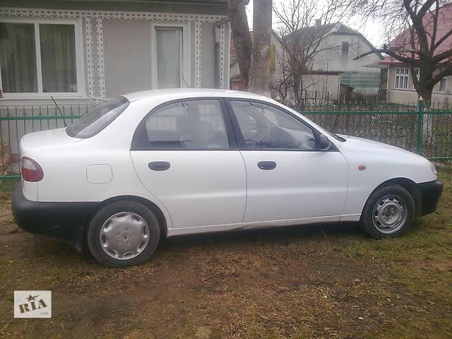 продам Б/у дверь задняя для легкового авто Daewoo Lanos бу в Жидачове
