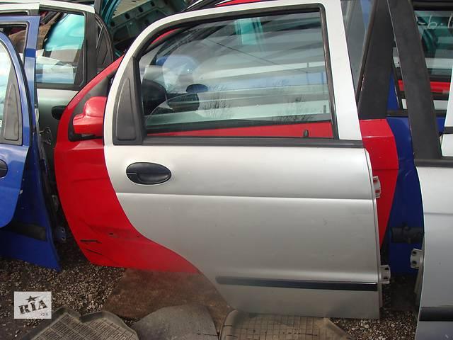 Б/у дверь задняя для легкового авто Daewoo Matiz- объявление о продаже  в Черкассах