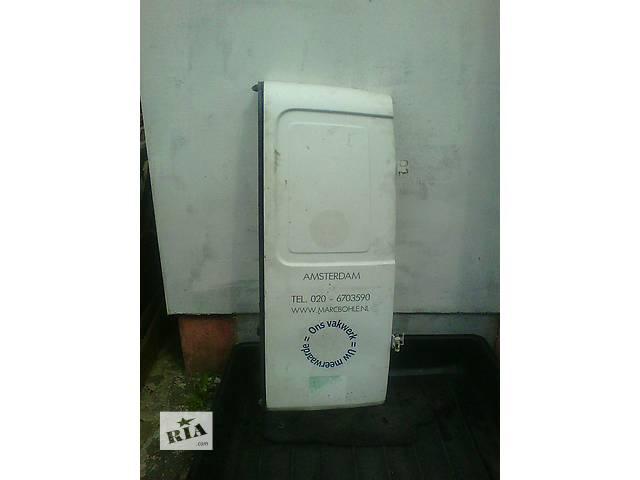 Б/у дверь задняя для легкового авто Fiat Doblo 1- объявление о продаже  в Ковеле