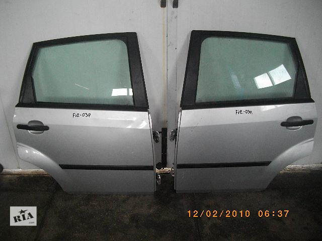 Б/у дверь задняя для легкового авто Ford Fiesta 2007- объявление о продаже  в Львове