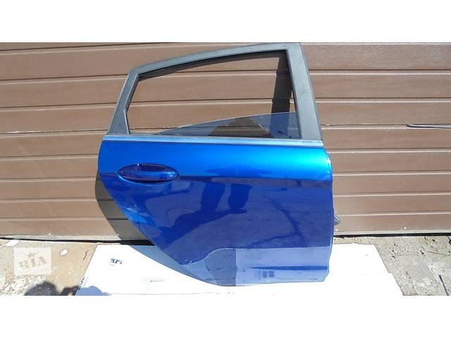 продам Б/у дверь задняя для легкового авто Ford Fiesta бу в Чернигове