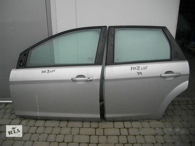 Б/у дверь задняя для легкового авто Ford Focus 2010- объявление о продаже  в Львове