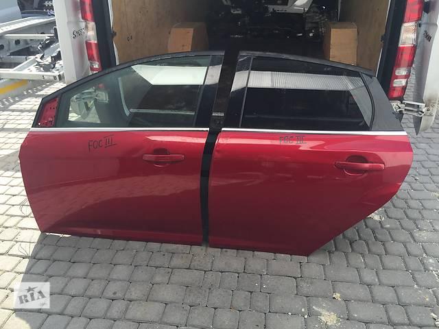 купить бу Б/у дверь задняя для легкового авто Ford Focus в Львове