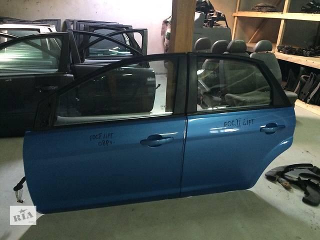 бу Б/у дверь задняя для легкового авто Ford Focus в Львове