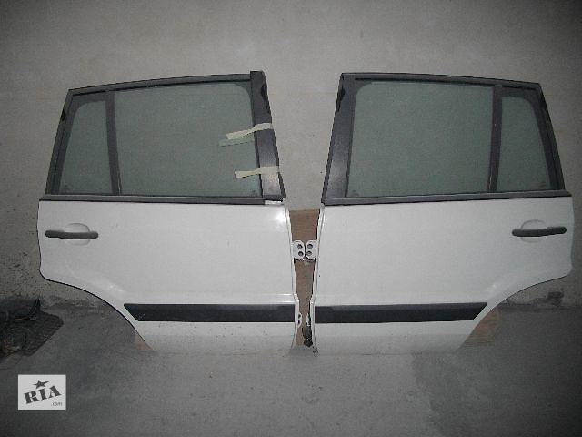 купить бу Б/у дверь задняя для легкового авто Ford Fusion 2007 в Львове