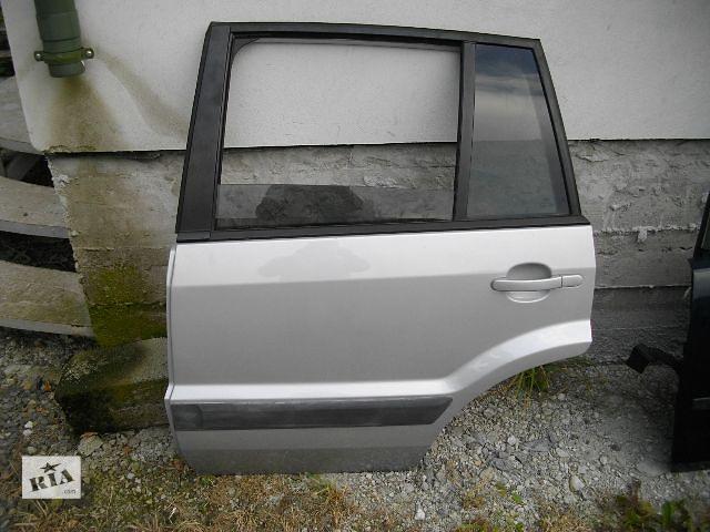 продам Б/у дверь задняя для легкового авто Ford Fusion 2007 бу в Львове
