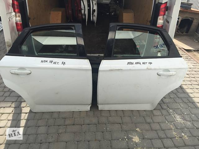 Б/у дверь задняя для легкового авто Ford Mondeo- объявление о продаже  в Львове
