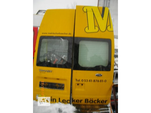 продам Б/у дверь задняя для легкового авто Ford Transit 2005 бу в Львове