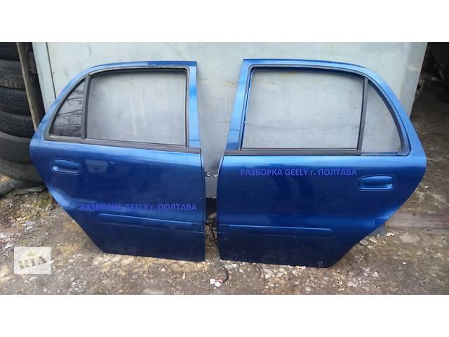 Б/у дверь задняя для легкового авто Geely CK- объявление о продаже  в Полтаве