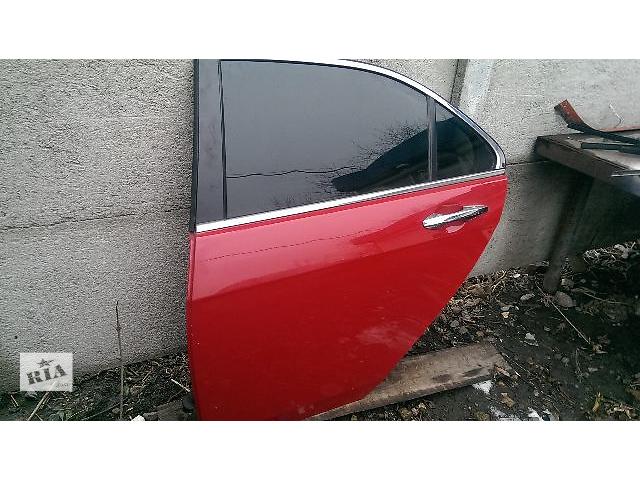 продам Б/у дверь задняя для легкового авто Honda Accord 2003-12 бу в Киеве