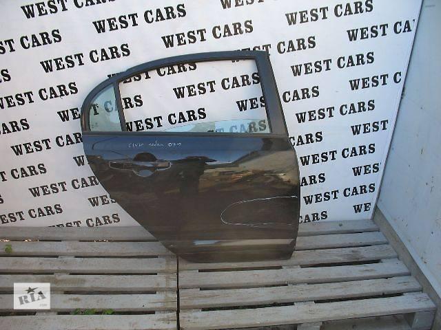 продам Б/у дверь задняя для легкового авто Honda Civic 2007 бу в Луцке