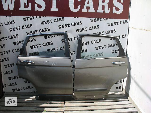 Б/у дверь задняя для легкового авто Honda CR-V 2008- объявление о продаже  в Луцке