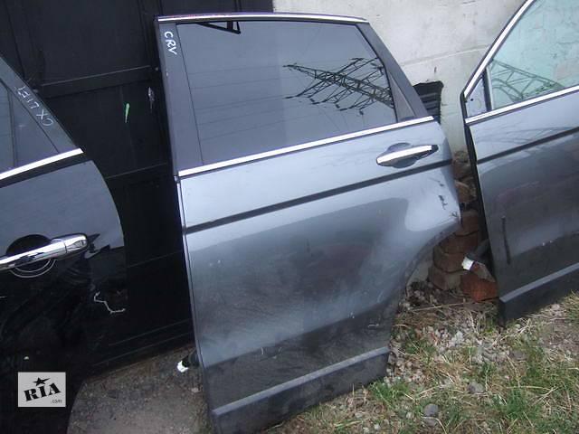 купить бу Б/у дверь задняя для легкового авто Honda CR-V в Ровно