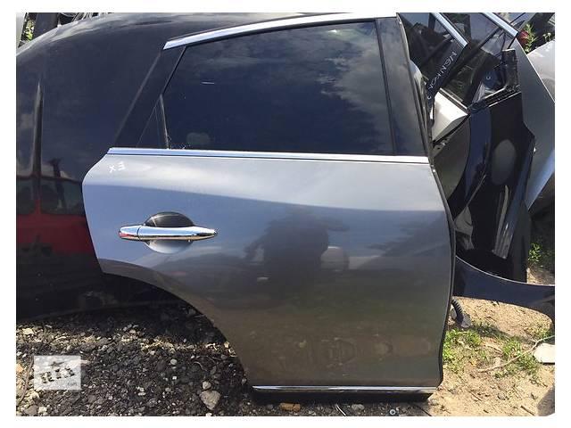 Б/у дверь задняя для легкового авто Infiniti EX- объявление о продаже  в Ровно