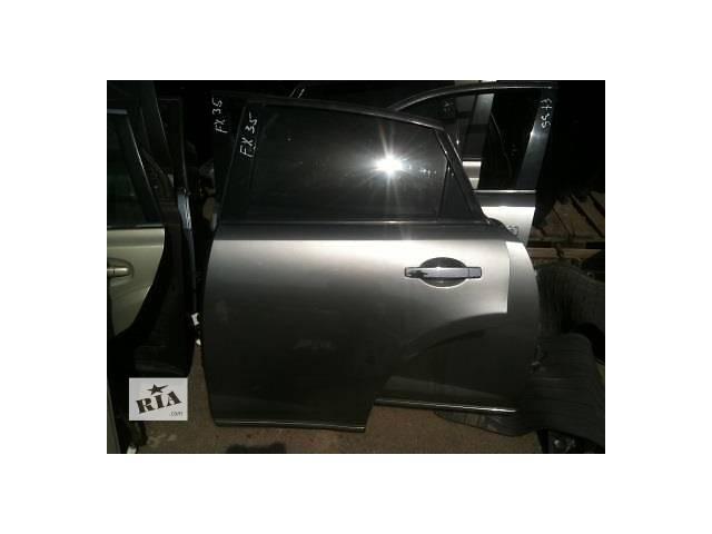 продам Б/у дверь задняя для легкового авто Infiniti FX бу в Ровно