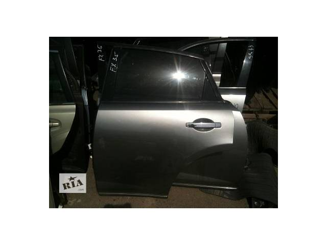 Б/у дверь задняя для легкового авто Infiniti FX- объявление о продаже  в Ровно