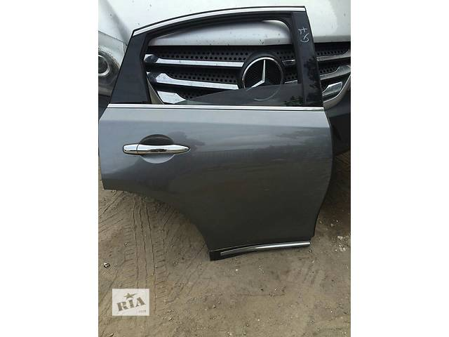 купить бу Б/у дверь задняя для легкового авто Infiniti QX70 в Ровно