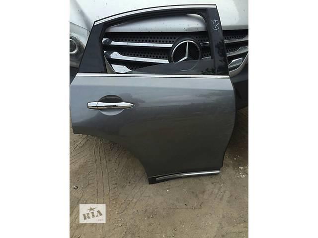 Б/у дверь задняя для легкового авто Infiniti QX70- объявление о продаже  в Ровно