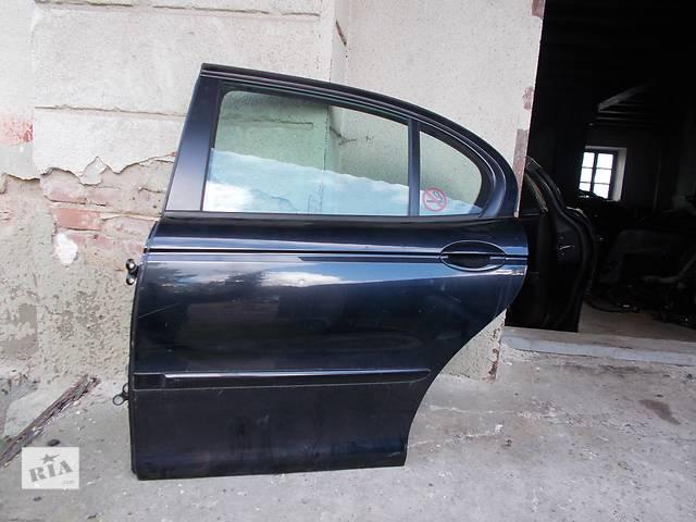 бу Б/у дверь задняя Jaguar X-Type в Стрые