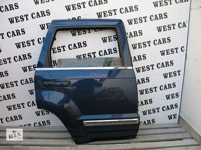 продам Б/у дверь задняя для легкового авто Jeep Grand Cherokee 2007 бу в Луцке