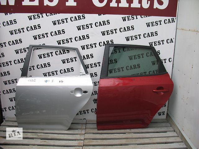 Б/у дверь задняя для легкового авто Kia Ceed 2007- объявление о продаже  в Луцке
