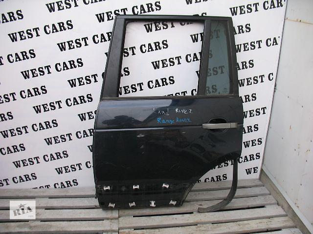 продам Б/у дверь задняя для легкового авто Land Rover Range Rover 2006 бу в Луцке
