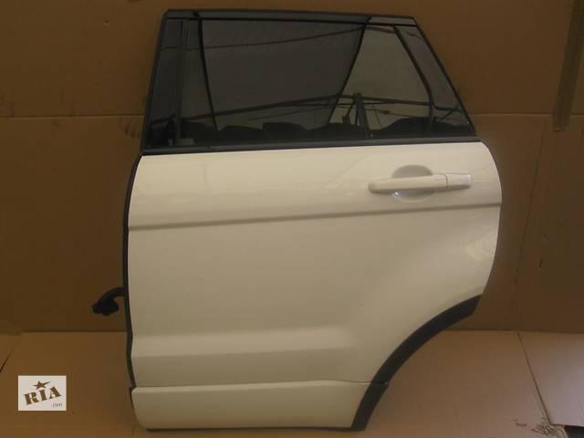 купить бу Б/у дверь задняя для легкового авто Land Rover Range Rover Evoque в Ровно