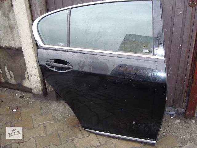 Б/у дверь задняя для легкового авто Lexus GS- объявление о продаже  в Ровно