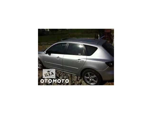 купить бу Б/у дверь задняя для легкового авто Mazda 3 Hatchback в Ровно