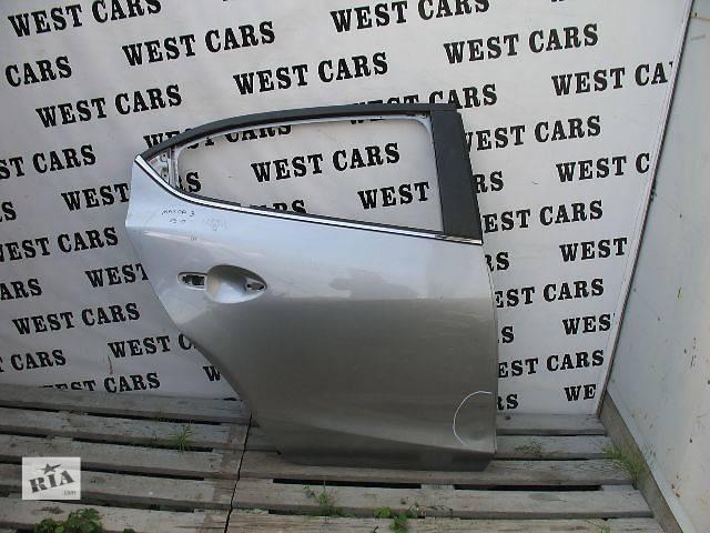 Б/у дверь задняя для легкового авто Mazda 3 Sedan- объявление о продаже  в Луцке