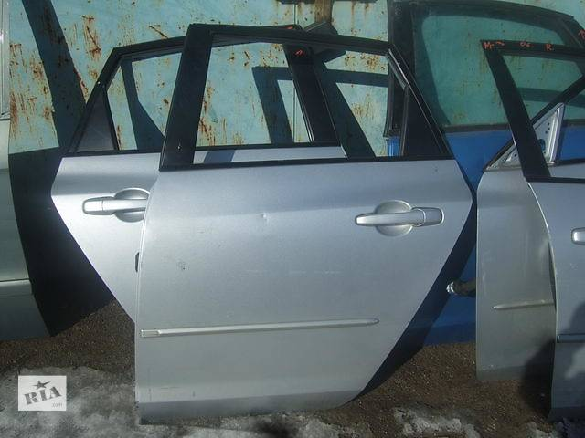 продам Б/у дверь задняя для легкового авто Mazda 3 бу в Ровно