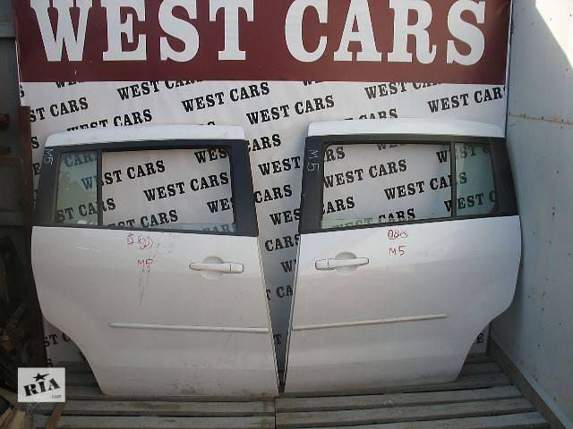 продам Б/у дверь задняя для легкового авто Mazda 5 бу в Луцке