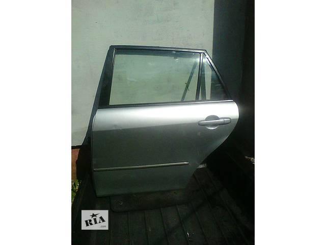продам Б/у дверь задняя для легкового авто Mazda 6 бу в Ковеле