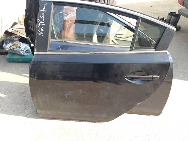 продам Б/у дверь задняя для легкового авто Mazda 6 бу в Ровно
