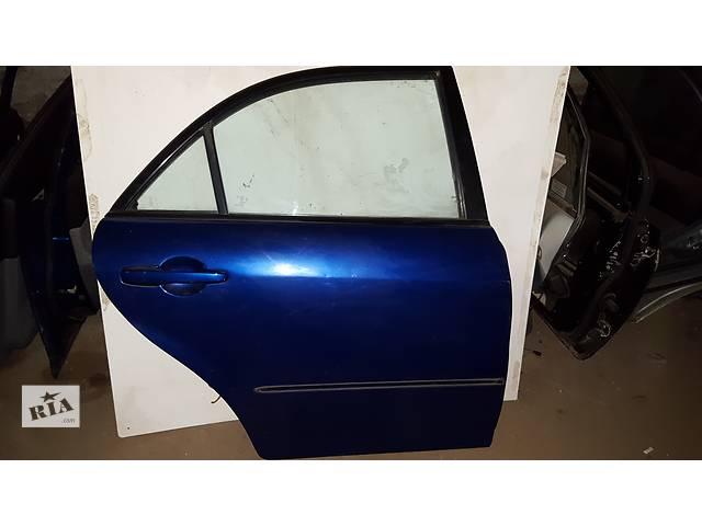 бу Б/у дверь задняя для легкового авто Mazda 6 в Ровно