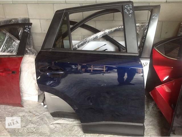 Б/у дверь задняя для легкового авто Mazda CX-5- объявление о продаже  в Ровно