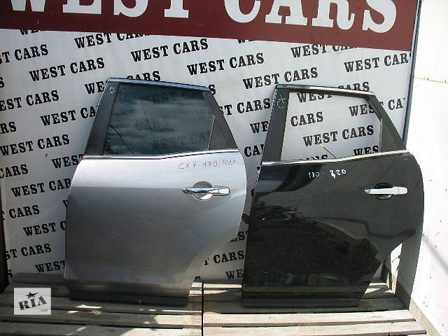 Б/у дверь задняя для легкового авто Mazda CX-7- объявление о продаже  в Луцке