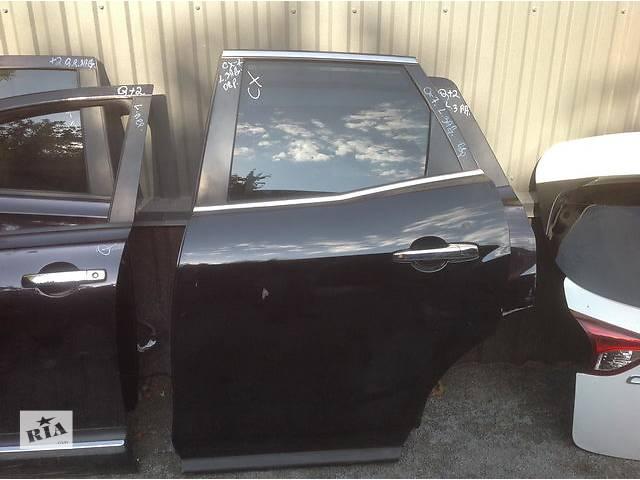 продам Б/у дверь задняя для легкового авто Mazda CX-7 бу в Ровно
